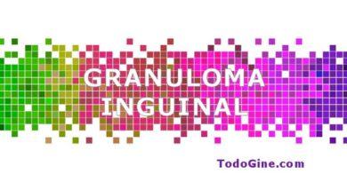 Granuloma inguinal