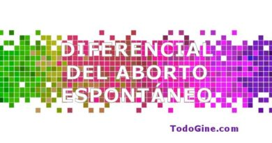 Diagnostico diferencial del aborto espontáneo