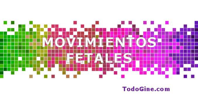 Movimientos fetales