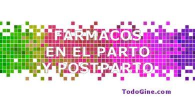 Farmacos en el parto